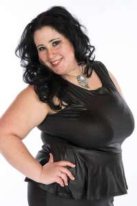 Plus Size Shooting - mollige Frauen - Dicke - Curvy Model - Fotostudio OWL - 33