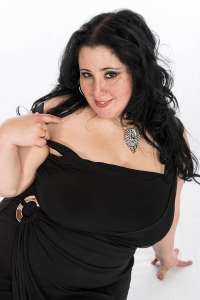 Plus Size Shooting - mollige Frauen - Dicke - Curvy Model - Fotostudio OWL - 34