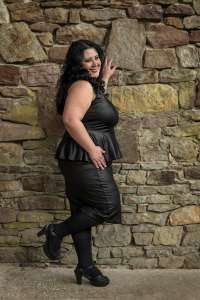 Plus Size Shooting - mollige Frauen - Dicke - Curvy Model - Fotostudio OWL - 41