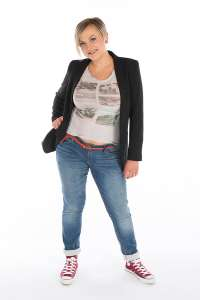 Plus Size Shooting - mollige Frauen - Dicke - Curvy Model - Fotostudio OWL - 45