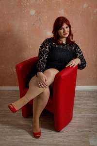 Plus Size Shooting - mollige Frauen - Dicke - Curvy Model - Fotostudio OWL - 50