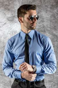 Business männer kennenlernen